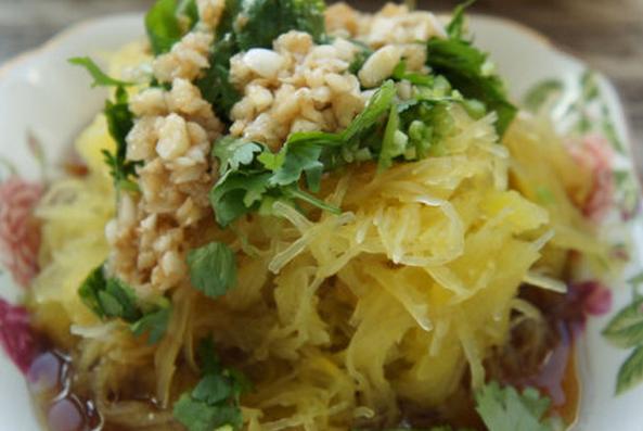 果蔬百科凉拌金丝瓜怎么做