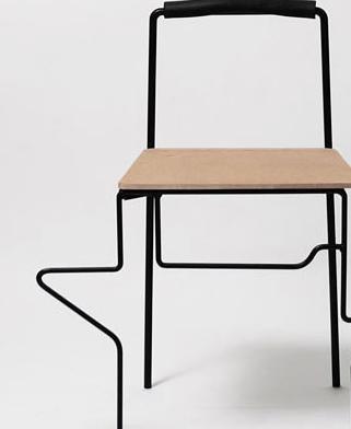 创意太极椅美观还能健身